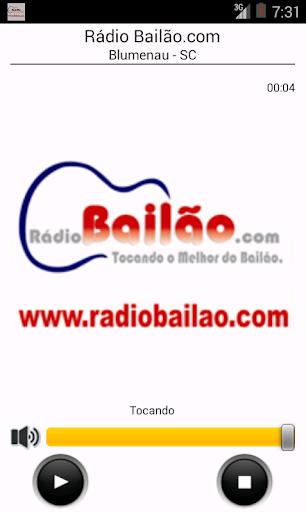 Rádio Bailão.com