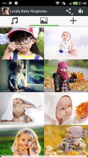 【免費音樂App】可愛的寶寶鈴聲-APP點子