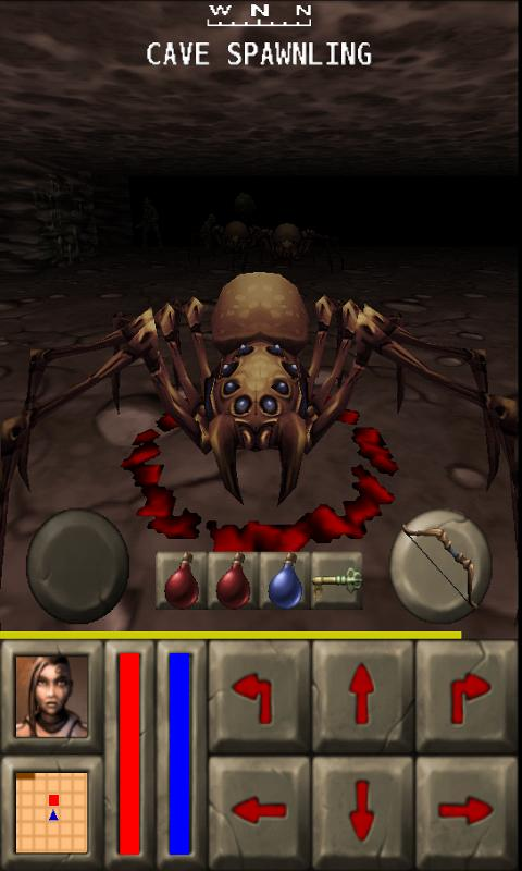 Deadly Dungeons RPG - screenshot
