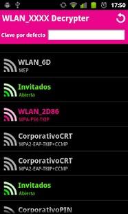 WLAN XXXX Decrypter- screenshot thumbnail