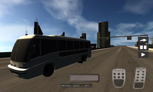 Real City Bus Drift 3D