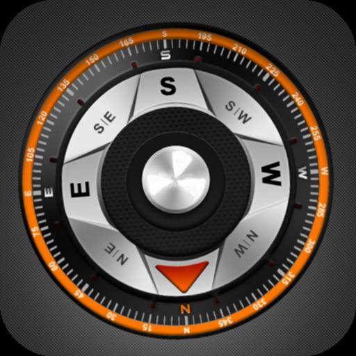 コンパス - ツール GPSナビゲーション 生活 App LOGO-硬是要APP