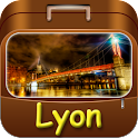 Lyon Offline Map Travel Guide icon