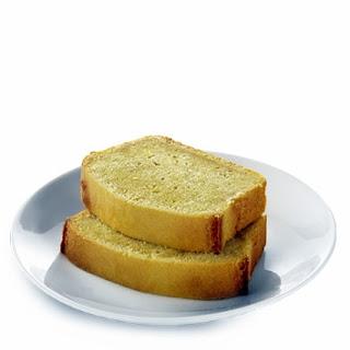 Pound Cake made with Truvía® Baking Blend