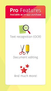 Scanbot - PDF Document Scanner - screenshot thumbnail