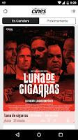 Screenshot of Cines.com.py