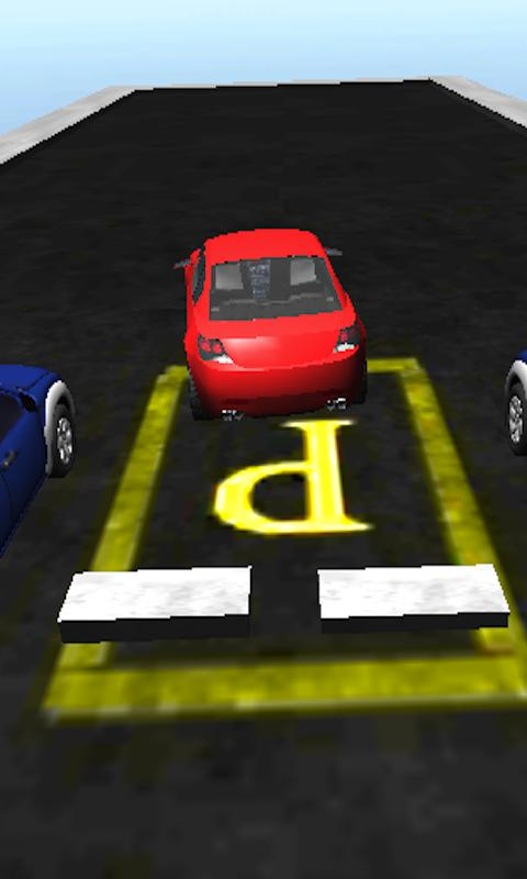 Parking 3D - screenshot