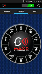 MAX-D  HD Audio Player- screenshot thumbnail