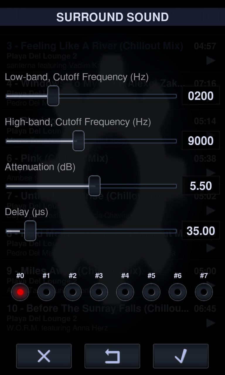 Neutron Music Player screenshot #7