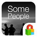 Some People Dodol Locker Theme icon