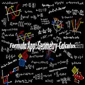 Formula App: Algebra-Calculus