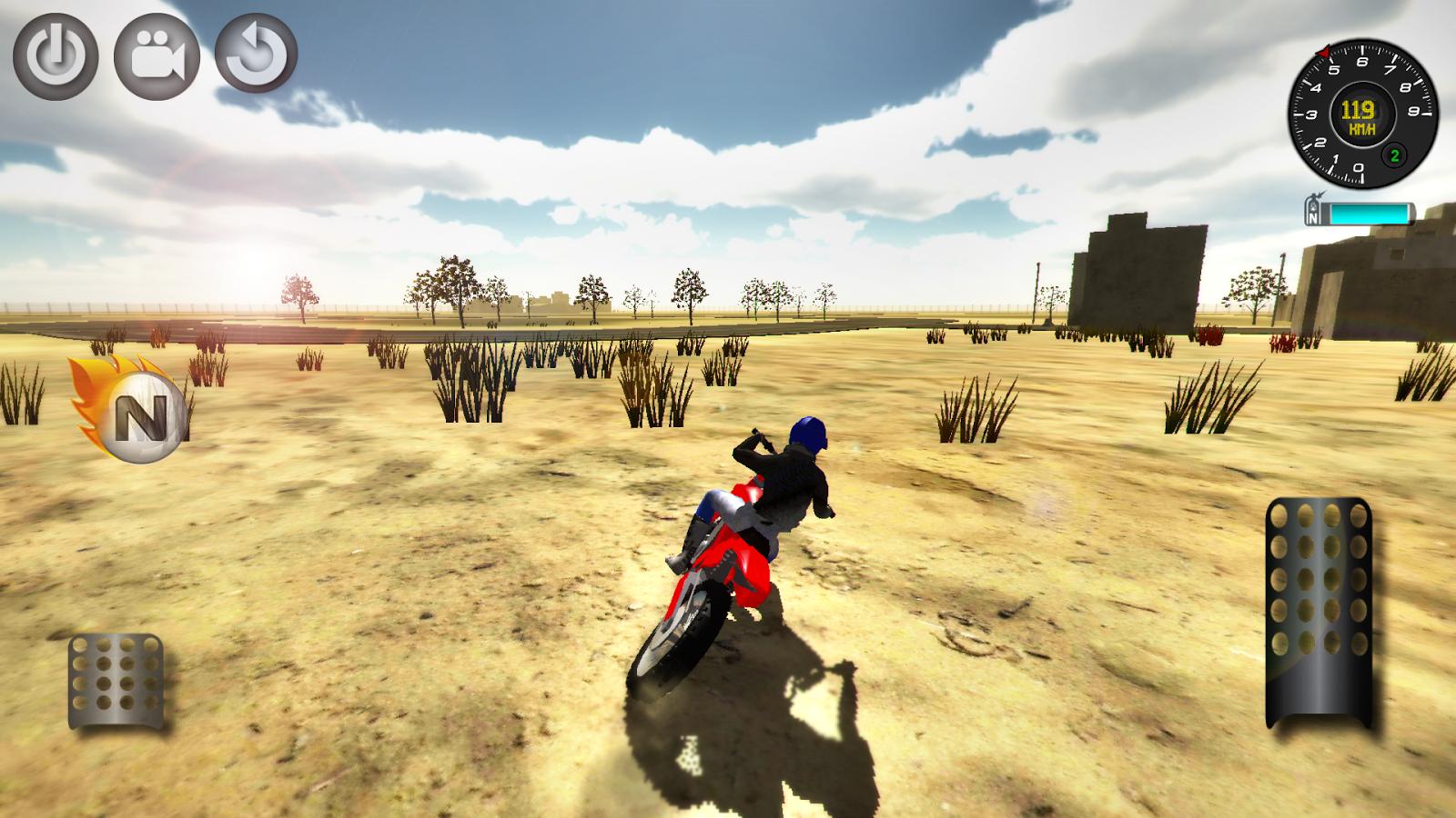 Motorbike 2 Game Motorbike Driving Simulator 2