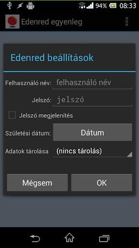 Edenred Egyenleg
