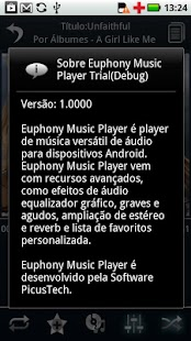 Portuguese Language Euphony MP - screenshot thumbnail