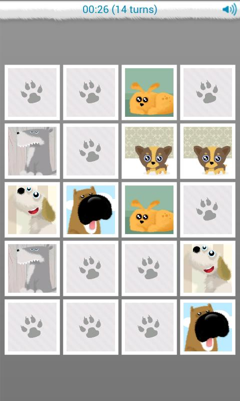 Beatbox Memory – Dogs - screenshot