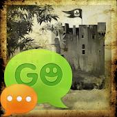 GO SMS Theme Castle