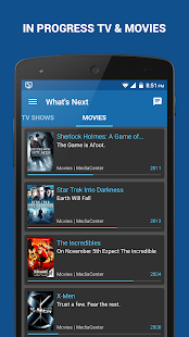 nuVue for Plex & Emby- screenshot thumbnail