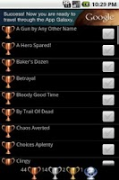Screenshot of Trophies 4 Resident Evil: ORC