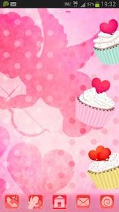 GO Launcher Theme cupcake Buy - screenshot thumbnail