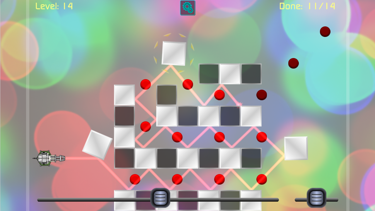 Laser Deflect Lite- screenshot
