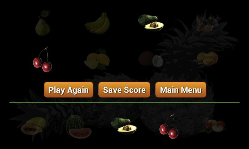 Fruity Glance Lite- screenshot