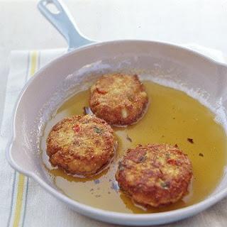 Zesty Crab Cakes