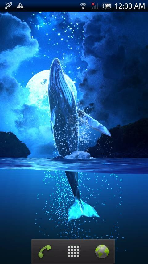 Whale MoonWave Free- screenshot