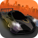 Race Car City Driving Sim icon