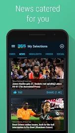 Football Livescore - 365Scores Screenshot 5