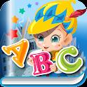 Pinocchio Teaching ABCs (Kids) icon