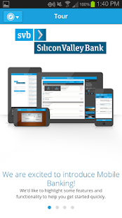 SVB Mobile Banking - screenshot thumbnail