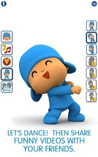 Talking Pocoyo Free- screenshot thumbnail