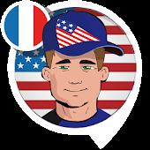 John, the American voice (Fra)