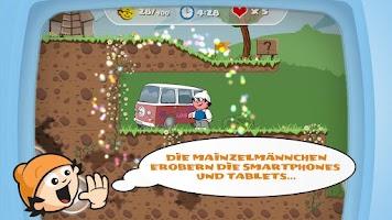 Screenshot of Mainzelmännchen