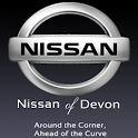 Nissan of Devon logo
