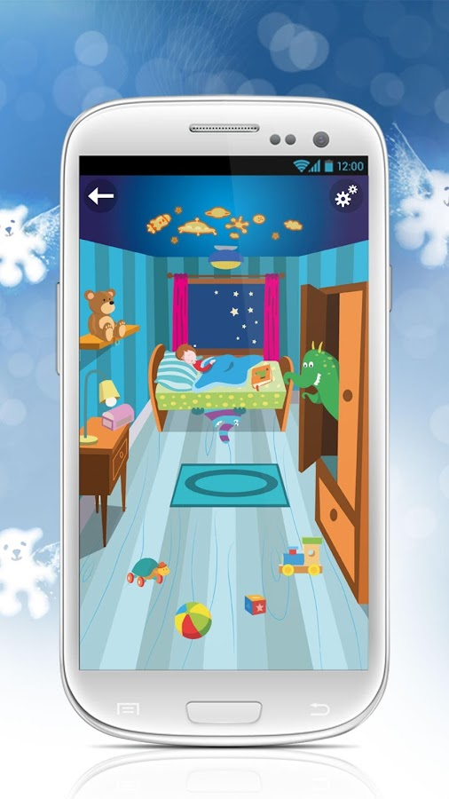 Sleep Bug Kids- screenshot