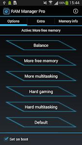 RAM Manager Pro v7.0.0