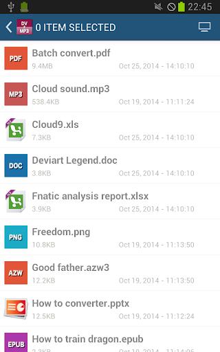 DV to MP3 Converter