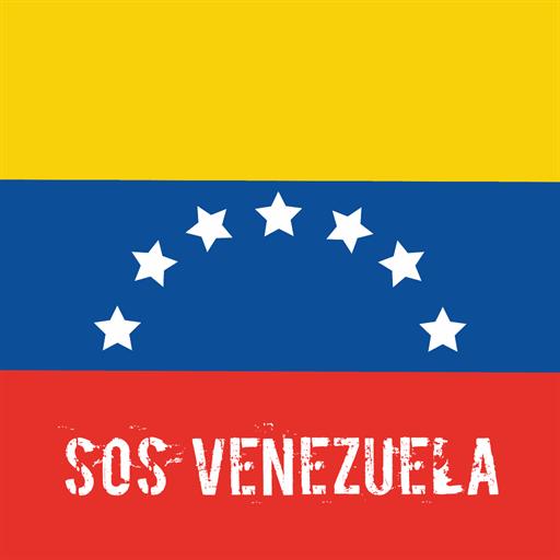 SOS Venezuela LOGO-APP點子