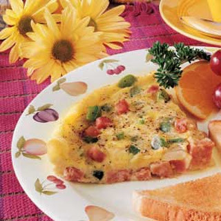 Microwave Frittata