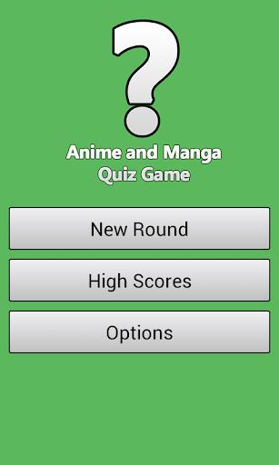 Otaku Quiz Game