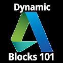 kApp AutoCAD Dynamic Blocks