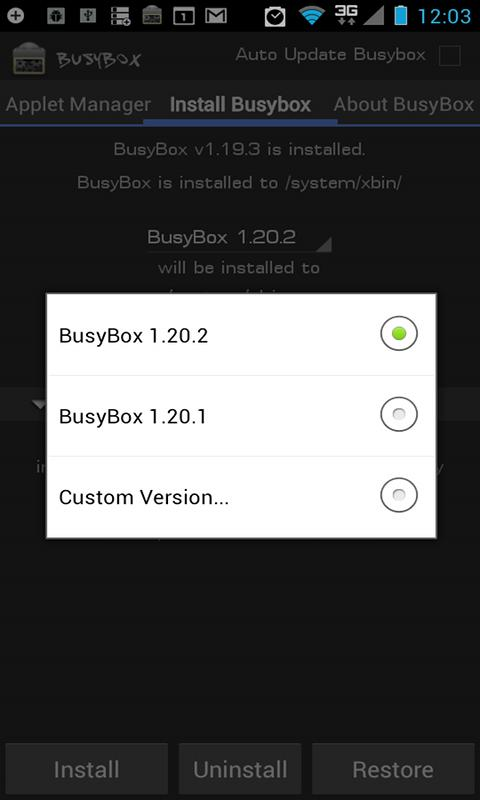 BusyBox Pro Screenshot 5