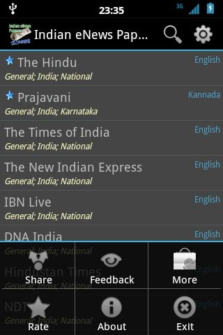 Indian eNews Papers adfree+