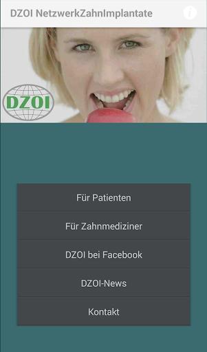 DZOI NetzwerkZahnImplantate