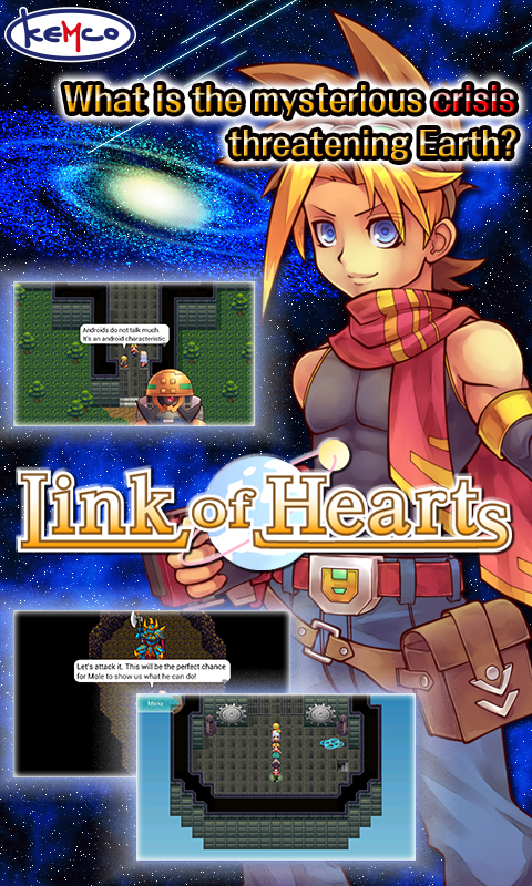RPG Link of Hearts - KEMCO - screenshot