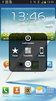 Screenshot of TouchMe-iphone Assistive Touch