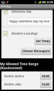 Love Bug : Messenger - screenshot thumbnail