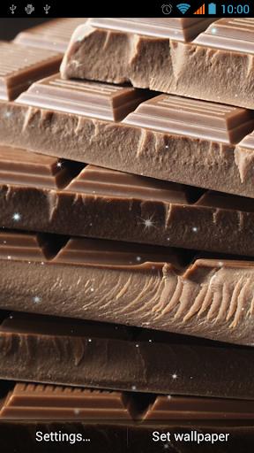 巧克力動態壁紙