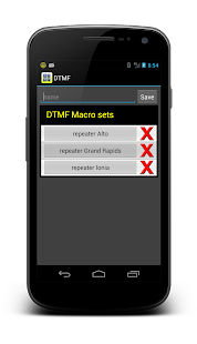 DTMF - screenshot thumbnail